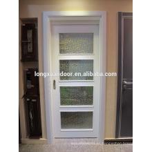 Puerta corredera de madera, rueda colgante de puerta corredera, puerta corredera de madera