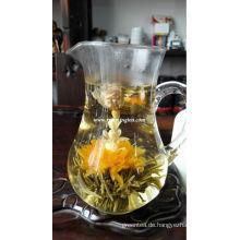 Spezieller blühender Tee mit einzigartiger Blüte