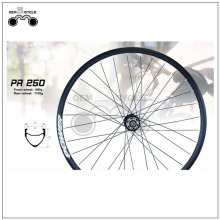 32 Spoke double wall alloy 700c bike rims
