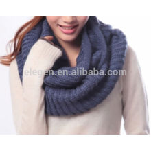 New fashion acrylic scarf knitted snood