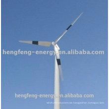 Magnet Generator unter voller Nutzung der Windkraft