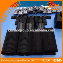 """API Power Tong Dies and slip inserts 3 1/2"""" - 5"""""""