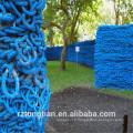 Corde de matériaux recyclés de polyester de coton de PE de 3/4 brins pp pour l'emballage / pêche / paquet / amarrage