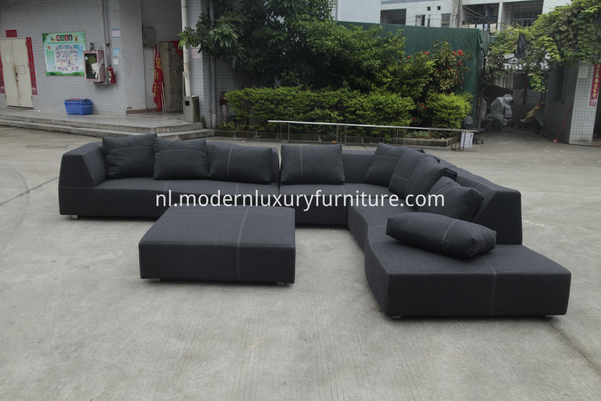 bb italia bend sofa reproduction for sale