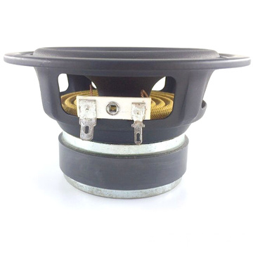 "4 ""Coil 25 Single Speaker"