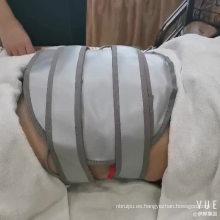 Estimulador muscular eléctrico Essing EMS professinal fitness en forma de S terapia de adelgazamiento modelado del cuerpo