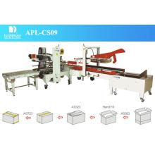 2015 Brother Apl-CS09 Automatische Karton Verpackungslinie