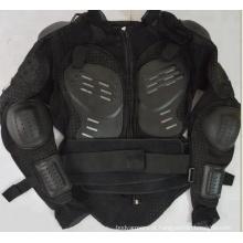 Armadura de corpo unissex confortável de alta qualidade para motocicleta de motocross de motocicleta