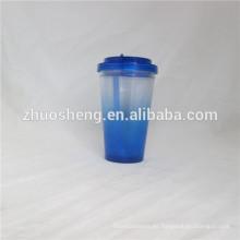 2015 nuevo producto promoción regalo hielo vaso colorido