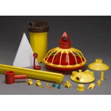 Moule de pièces en plastique de toutes sortes, pièces de rechange et accessoires Moule d'injection plastique