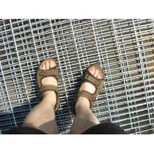 MERGULHO quente galvanizado Grating da barra para plataforma assoalho e tampa de esgoto