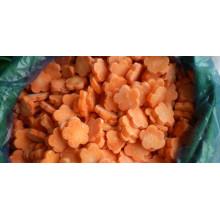 IQF congelados cenoura preço na China