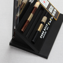 Acrylique Eyebrow Brush Display Présentoir Eyeliner