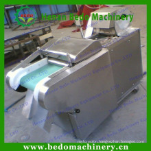 Automatic Electric Vegetable Cutting Machine Hard Fruit Dicing Machine
