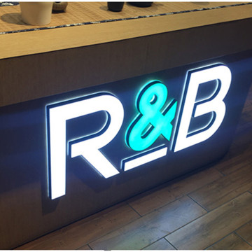 Smart Advertising LED Shop Front Letter Sign