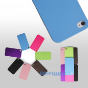 Leather Paint Coating Excellent Appearance for iPhone 4 /4s Protective Case