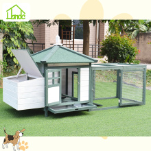 Hot double chicken coop with runs from pet factory