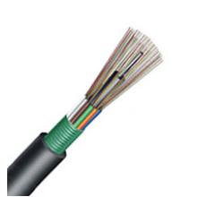 GYTA GYTS fio de aço de tubo solto reforçar fibra óptica cabo