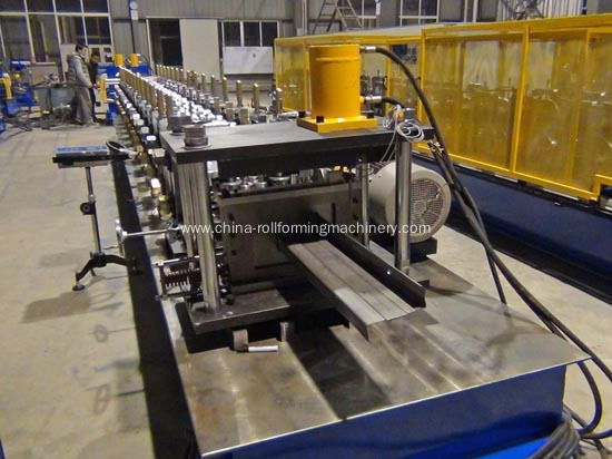 z sharp roll forming machine