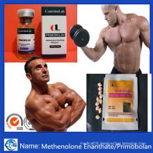 Anabolic Steroid Powder Oil Methenolone Acetate Primobolan