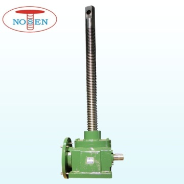 Threaded screw jack with long stroke 2000mm