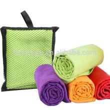 100% Polyester Microfiber fabric 70*140cm 70*140cm Microfiber Suede Sports Beach Travel Gym Towel/microfiber fabric
