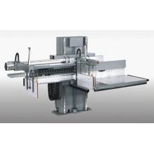 Déchargement machine à papier pour la découpe de papier