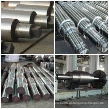 Stahlwalze für die Metallurgie