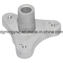 2016 Popular Dongguan Aluminio Die Casting fabricante personalizado con CNC Tratamiento de mecanizado