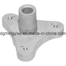 2016 Популярные Dongguan алюминиевого литья под давлением Производитель Подгонянный с обрабатывать CNC обрабатывать