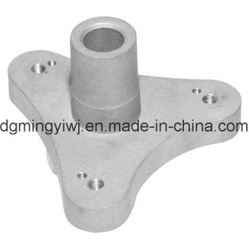 2016 Fabricant de moulage sous pression en aluminium Dongguan populaire, personnalisé avec traitement d'usinage CNC