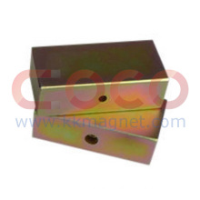 Block Permanent Magnets with Strong Magnetic & Industrial Magnet