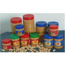 Mantequilla de maní cremoso / crujiente / sabor original con 200/340/510 gramos