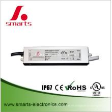 solo conductor 12v 20w voltaje constante led de salida para la luz de flash led