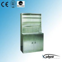 Mobilier d'hôpital, armoires à l'hôpital en acier inoxydable (U-12)