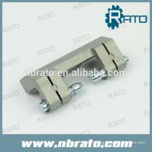 RH-165 aleación de zinc bisagra de puerta del gabinete de la cocina
