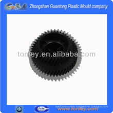 2013 high quality plastic helical gear parts(OEM)