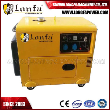 5kw Small Home Use Silent Diesel Generators