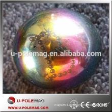 Bolas magnéticas del arco iris de la venta caliente