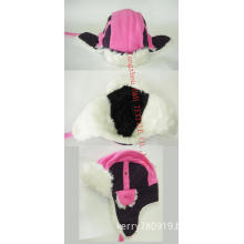 Fashional Popular Women Earflaps Hat/Warm Hat (DH-LH855)
