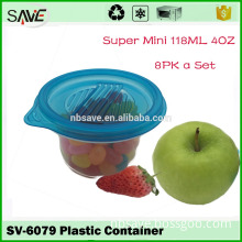 Alibaba China plastic bowl factory kids unbreakable small round disposable salad bowl