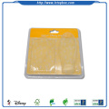 Clean PVC Transparent Packaging Box with Flat Card Bottom