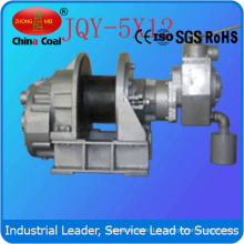 Treuil de levage pneumatique de haute qualité 500kg Jqys-5X12 pour le gisement de pétrole