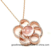 Special Design and Jewelry Charms Flower Pendant for Women Gift P0030py