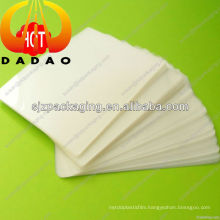 polyester laminating pouch film for maps,books ,magazines cover