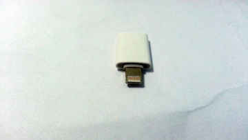 8 Pin To Micro Usb Iphone Cell Phone Accessories Converter For Iphone 5