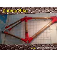 Bicycle Parts/Bamboo Bicycle Frame and Fork/MTB Bike or Road Bike Zh15bb03