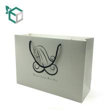En gros de bonne qualité sac à main forme cadeau shopping sac en papier guangzhou sac