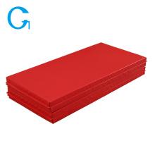 Tapis de yoga pliables de gymnastique bon marché