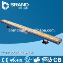 Hot Sale WaterProof Aluminum LED IP65 DMX512 LED RGB Wall Washer 36w